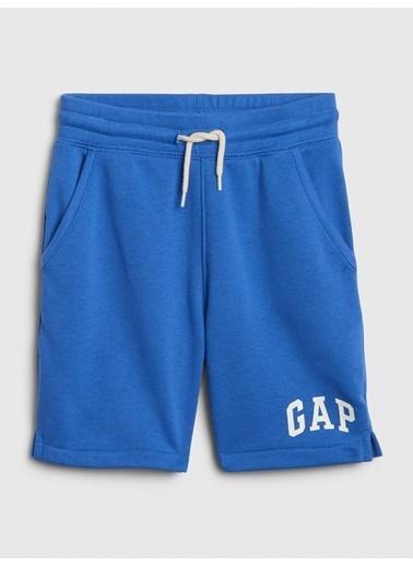 Gap Şort Mavi